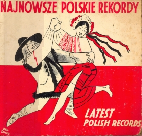 "Amerpol Records, album ""Latest Polish records - 1"" (Amerpol Records, album ""Najnowsze polskie rekordy - 1"") (mgj)"