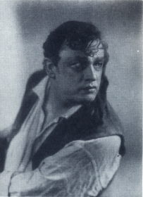 "N.K. Pechkovsky as Jose. ""Carmen"". The photo. (Н.К. Печковский в роли Хозе. ""Кармен"". Фотография.) (Belyaev)"