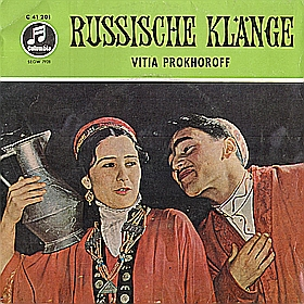 Russian tunes (Русские звуки), songs (mgj)